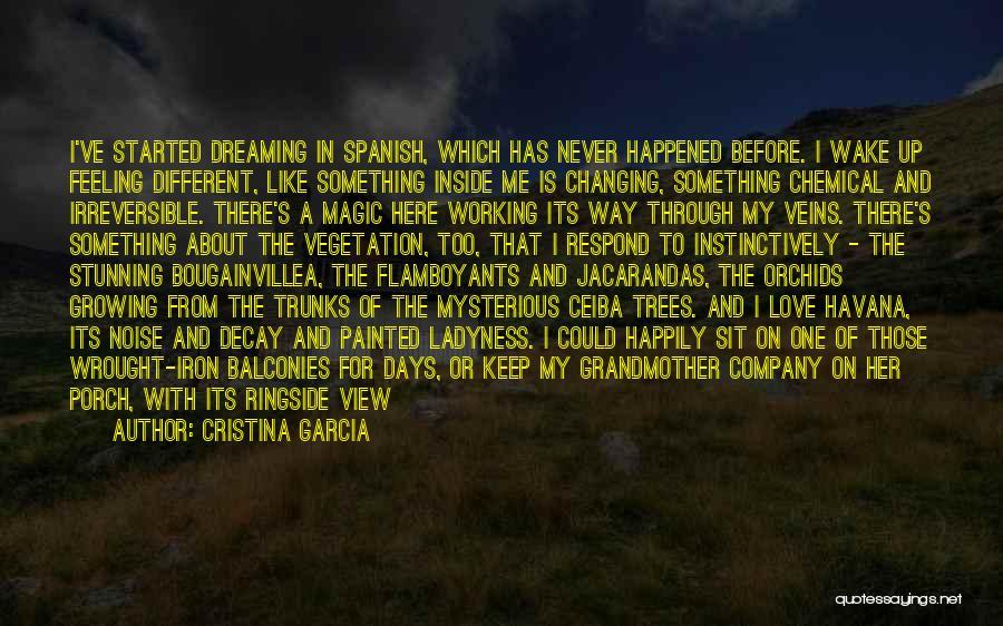Abuela Quotes By Cristina Garcia