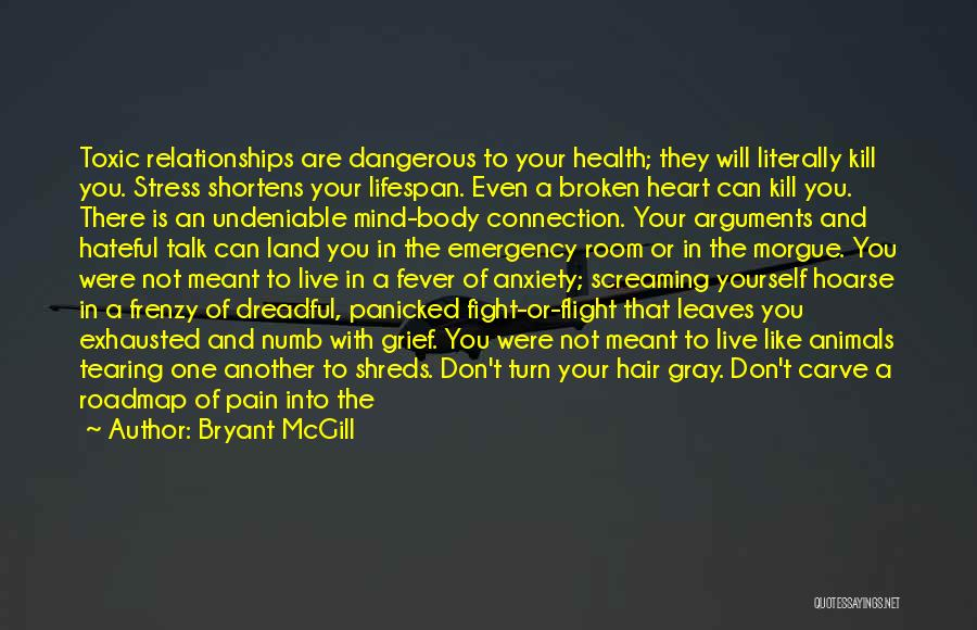 Abuse In Relationships Quotes By Bryant McGill