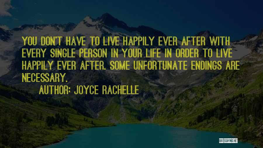 Abuse In Relationships Quotes By Joyce Rachelle