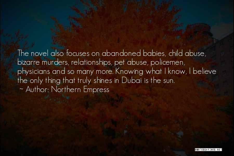 Abuse In Relationships Quotes By Northern Empress