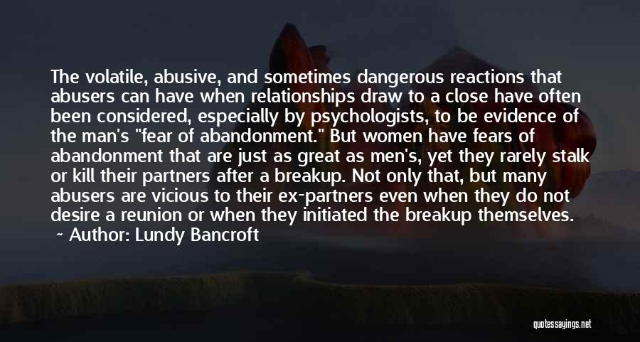 Top 33 Quotes & Sayings About Abusive Man
