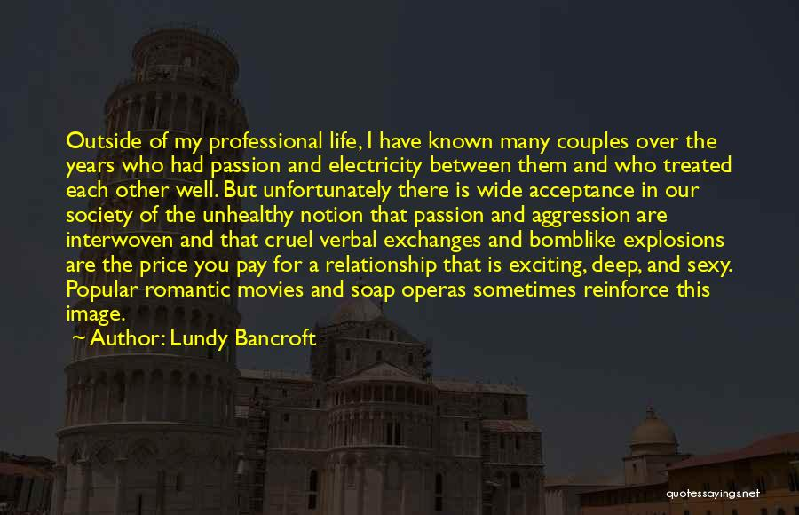 Acceptance In A Relationship Quotes By Lundy Bancroft