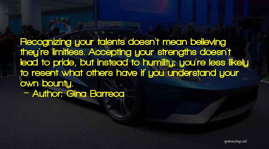 Accepting Its Over Quotes By Gina Barreca