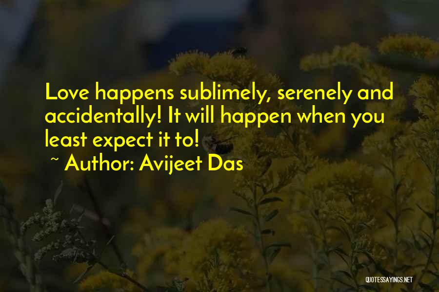 Accidentally In Love Quotes By Avijeet Das
