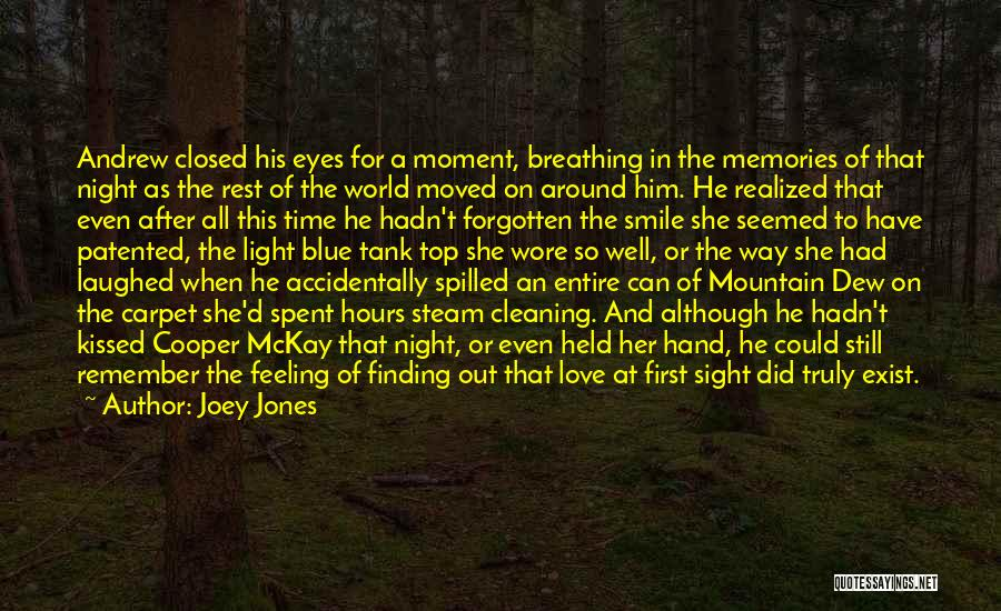 Accidentally In Love Quotes By Joey Jones