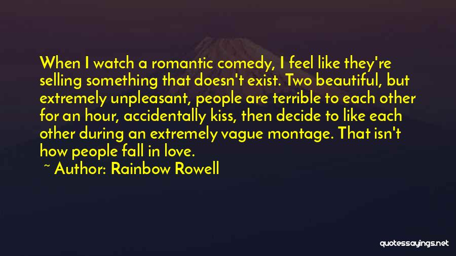 Accidentally In Love Quotes By Rainbow Rowell