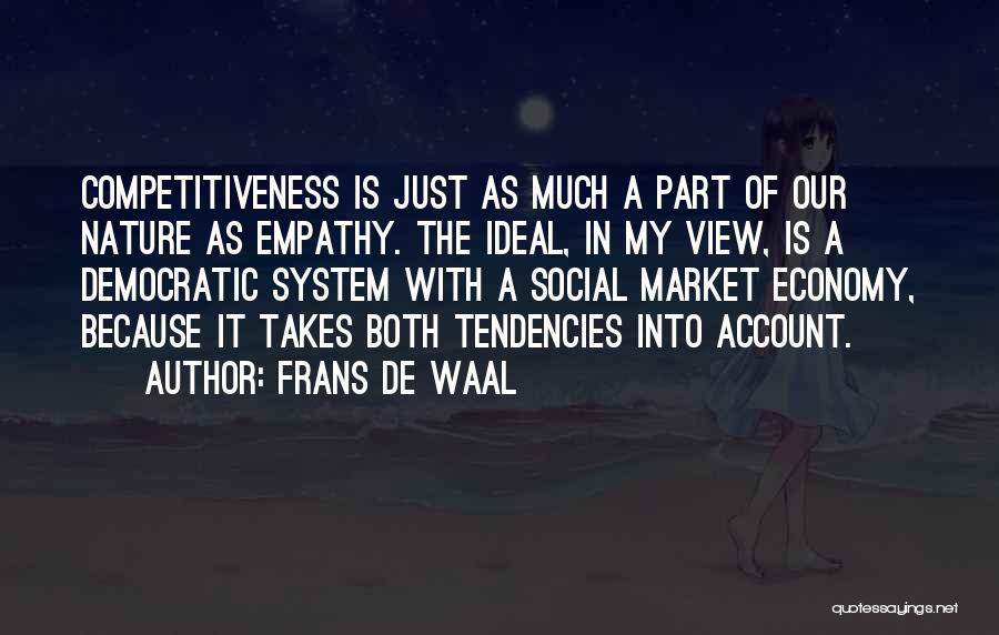Account Quotes By Frans De Waal