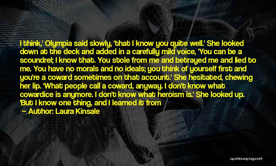 Account Quotes By Laura Kinsale