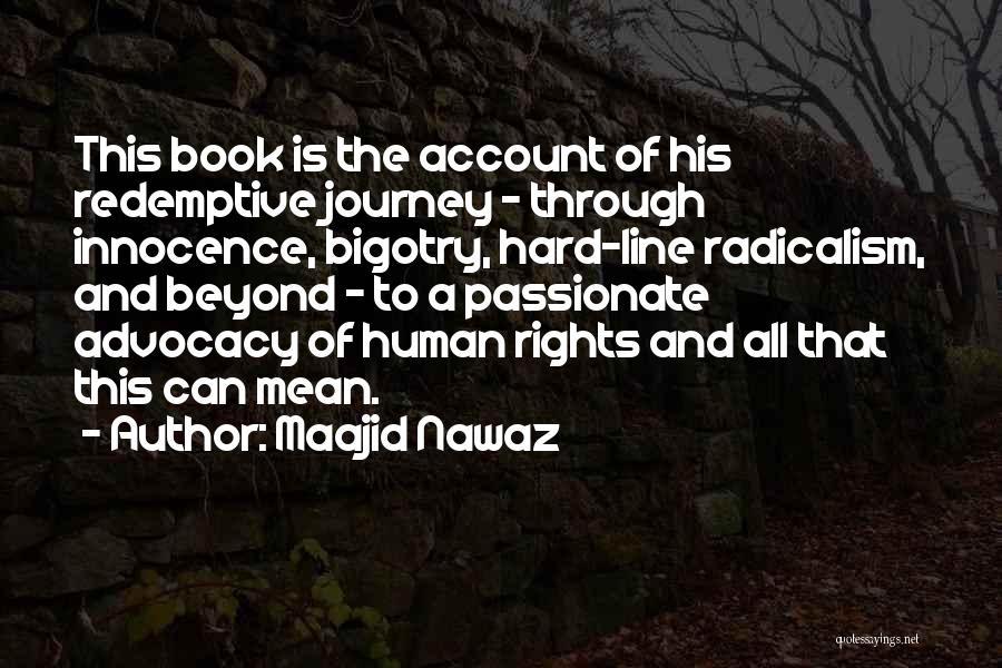 Account Quotes By Maajid Nawaz