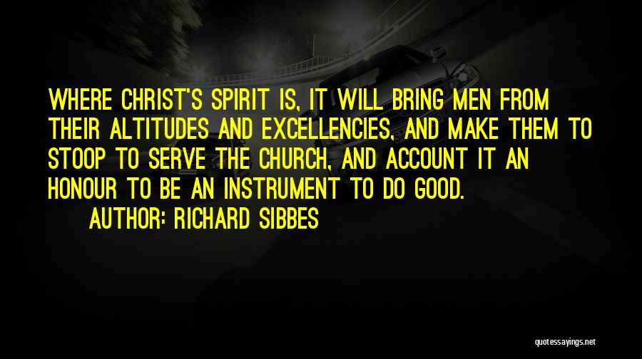 Account Quotes By Richard Sibbes