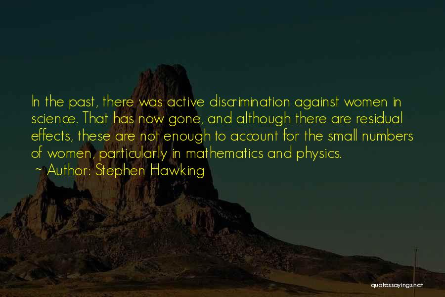 Account Quotes By Stephen Hawking