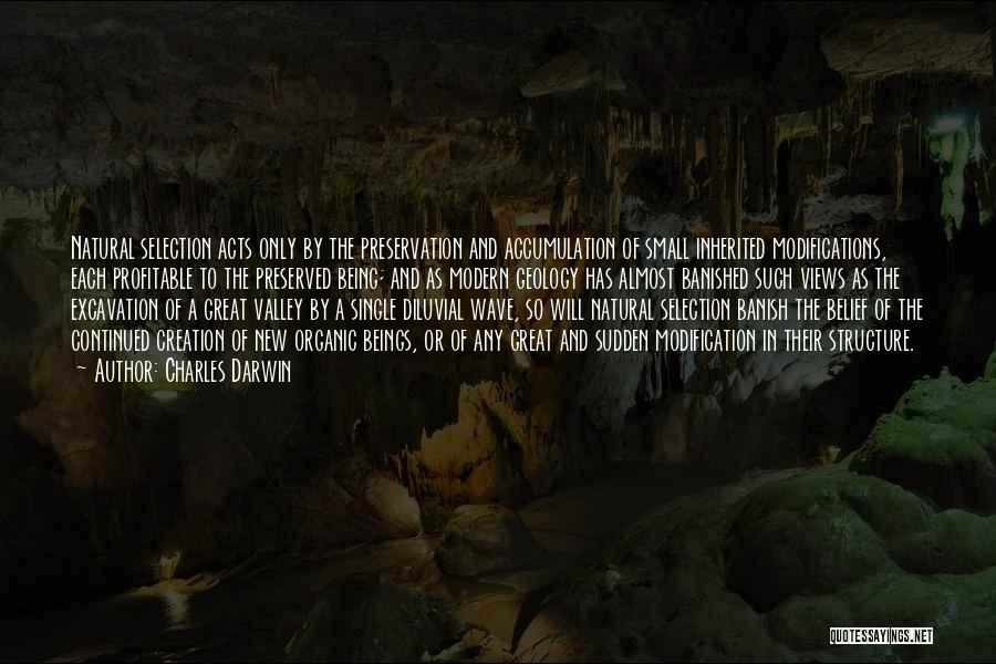 Accumulation Quotes By Charles Darwin