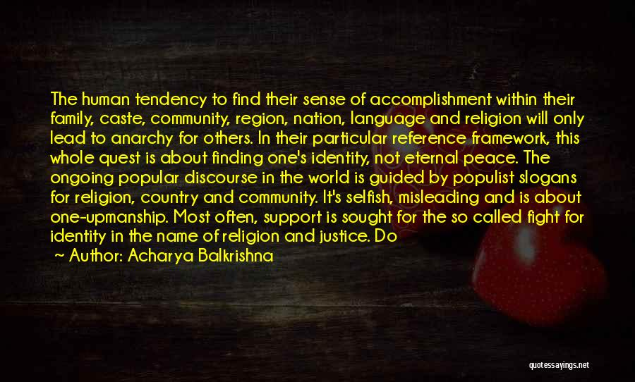 Acharya Balkrishna Quotes 1817533