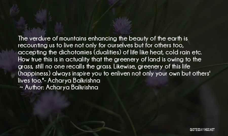 Acharya Balkrishna Quotes 2151066