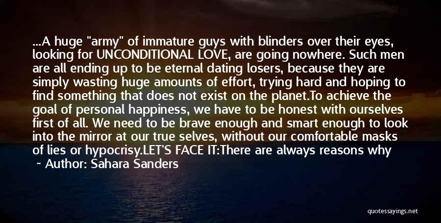 Achieve Love Quotes By Sahara Sanders