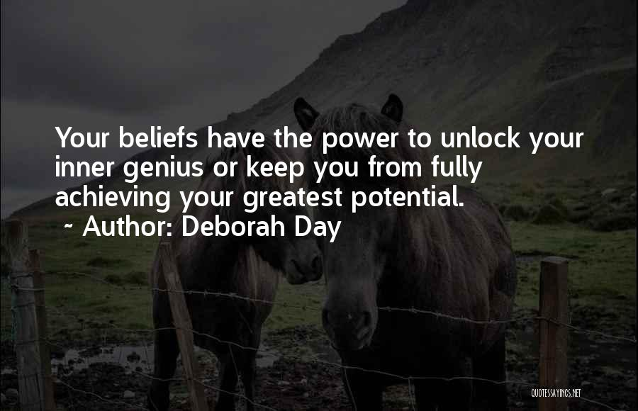 Achieving Happiness Quotes By Deborah Day