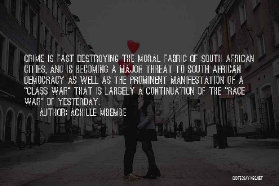 Achille Mbembe Quotes 1589033