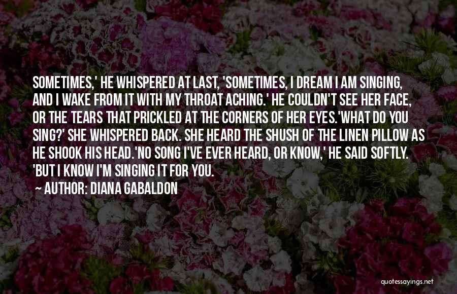 Aching Back Quotes By Diana Gabaldon