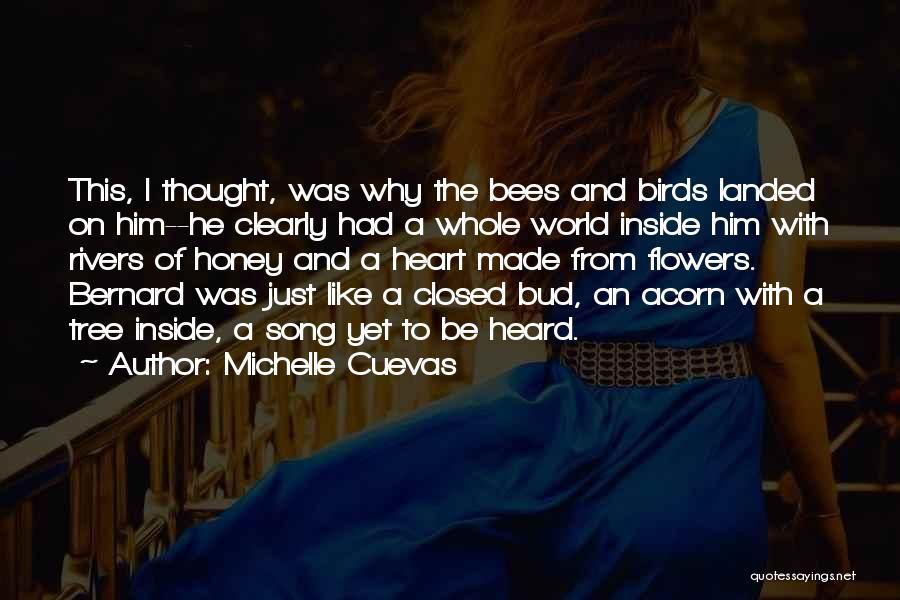 Acorn Quotes By Michelle Cuevas