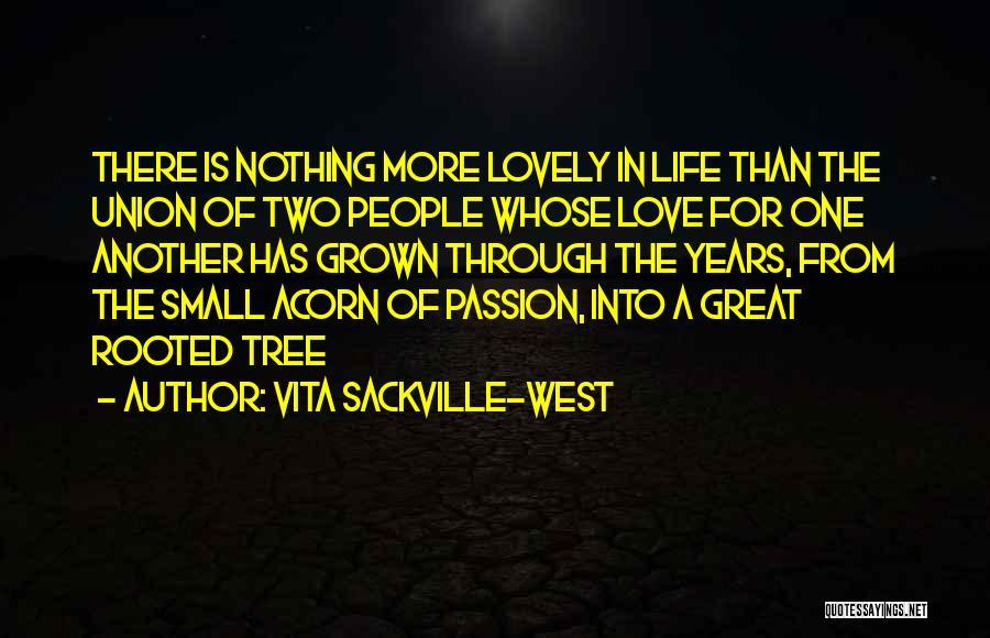 Acorn Quotes By Vita Sackville-West