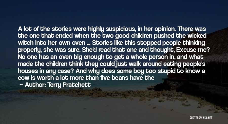 Act Like Family Quotes By Terry Pratchett