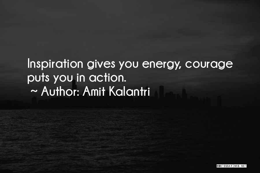 Act Now Motivational Quotes By Amit Kalantri