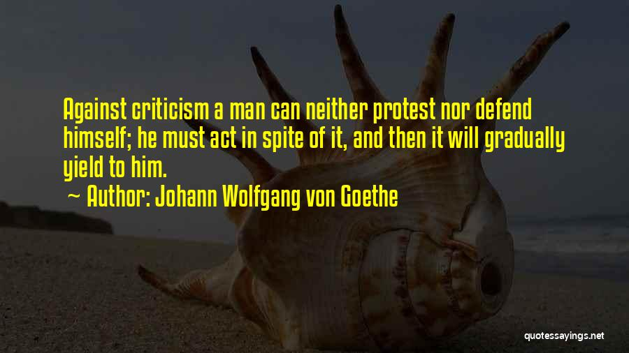 Act Now Motivational Quotes By Johann Wolfgang Von Goethe