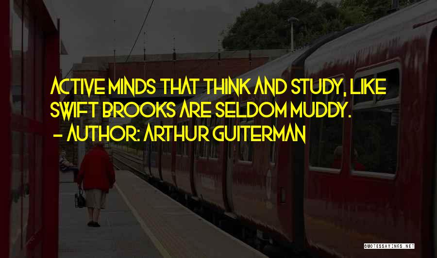 Active Motivational Quotes By Arthur Guiterman