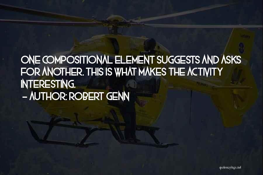 Activity Quotes By Robert Genn