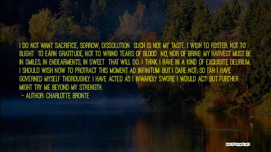 Ad Infinitum Quotes By Charlotte Bronte