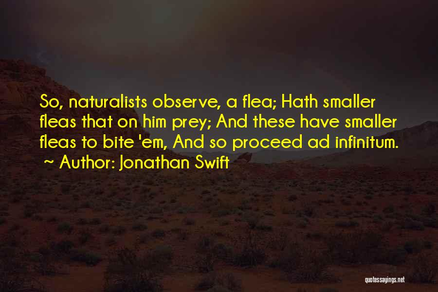Ad Infinitum Quotes By Jonathan Swift