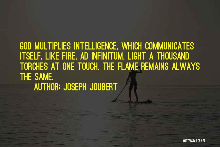 Ad Infinitum Quotes By Joseph Joubert