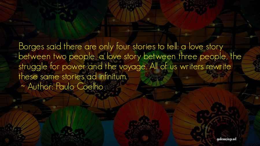 Ad Infinitum Quotes By Paulo Coelho