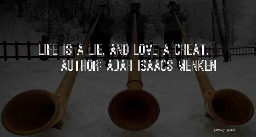 Adah Isaacs Menken Quotes 1026278