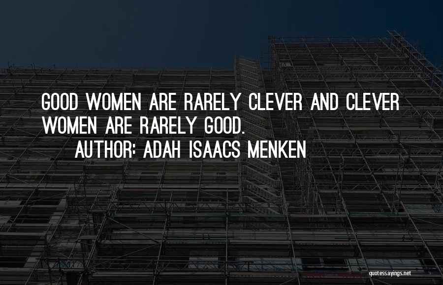 Adah Isaacs Menken Quotes 1190496
