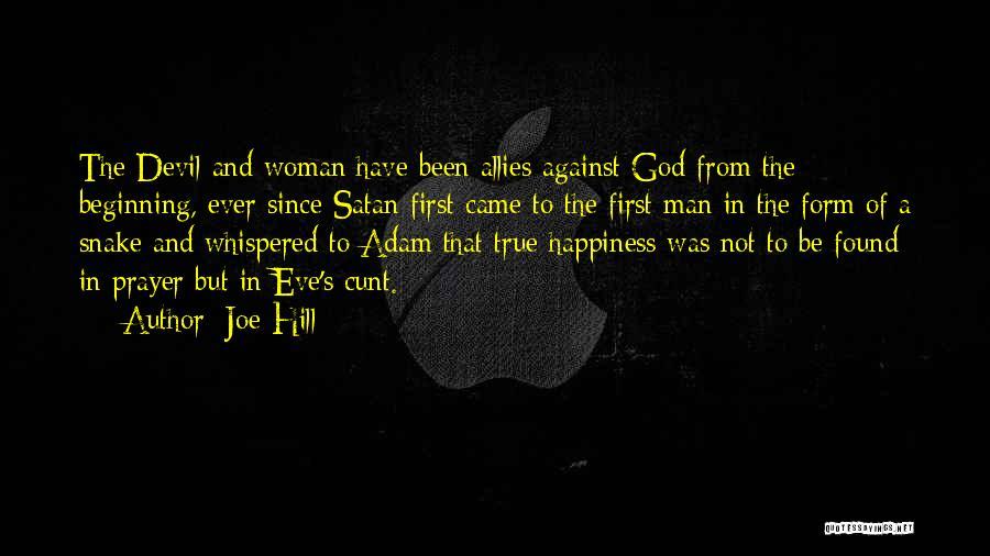 Adam And Joe Quotes By Joe Hill