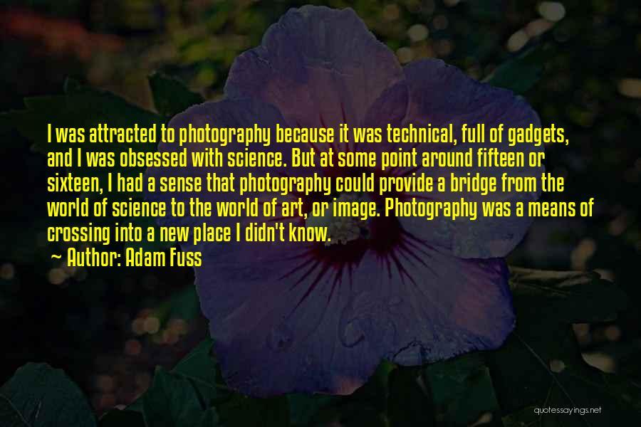 Adam Fuss Quotes 2122625