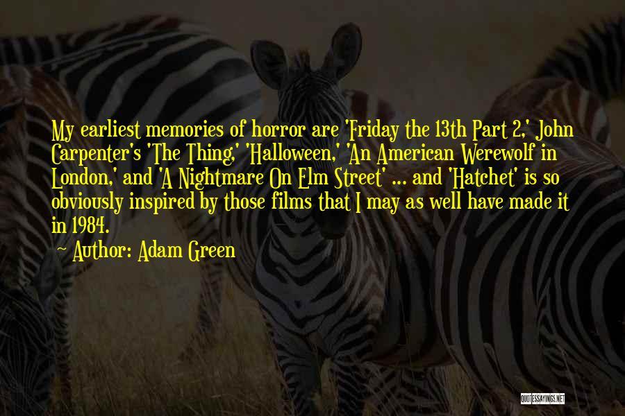 Adam Green Quotes 80175