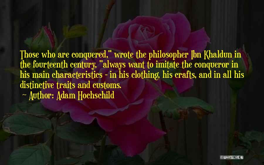 Adam Hochschild Quotes 1583560