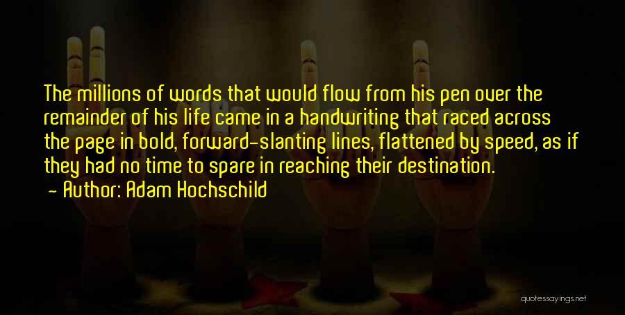 Adam Hochschild Quotes 378678