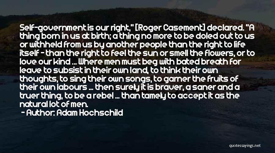 Adam Hochschild Quotes 489513