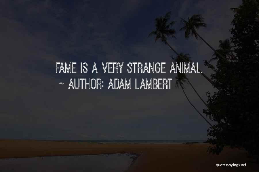Adam Lambert Quotes 1273925