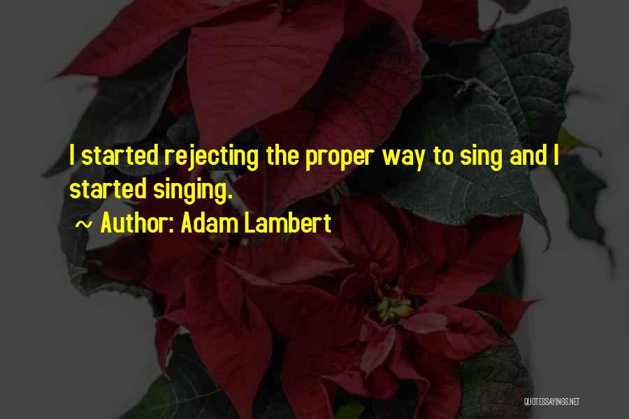 Adam Lambert Quotes 1395752