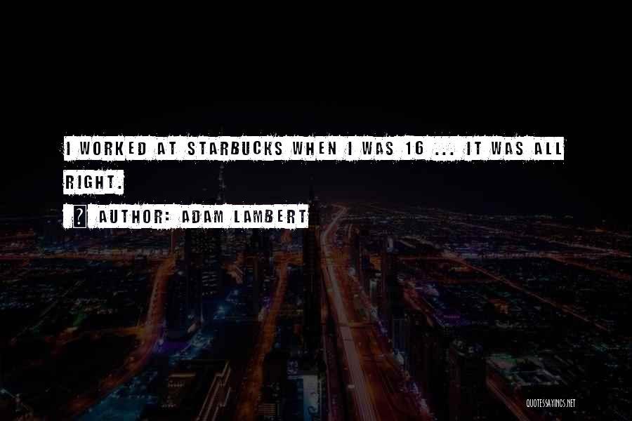 Adam Lambert Quotes 1396397