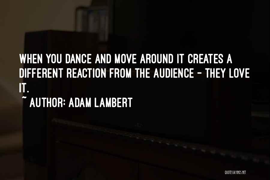 Adam Lambert Quotes 340485