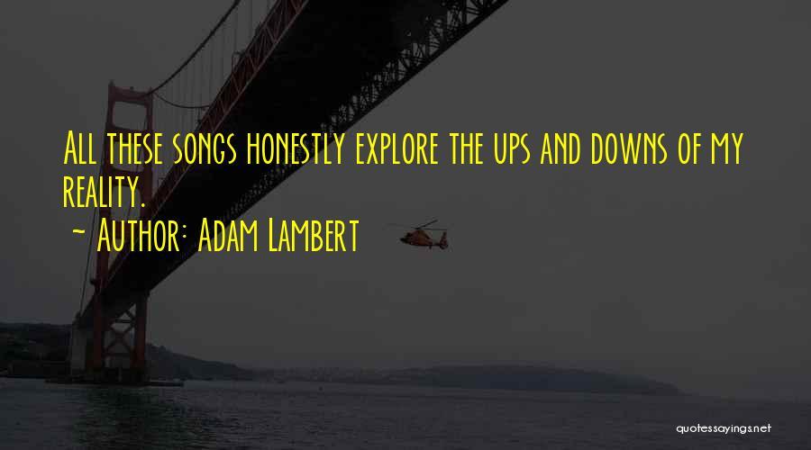 Adam Lambert Quotes 809438