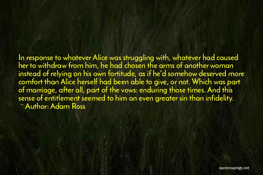 Adam Ross Quotes 1812079