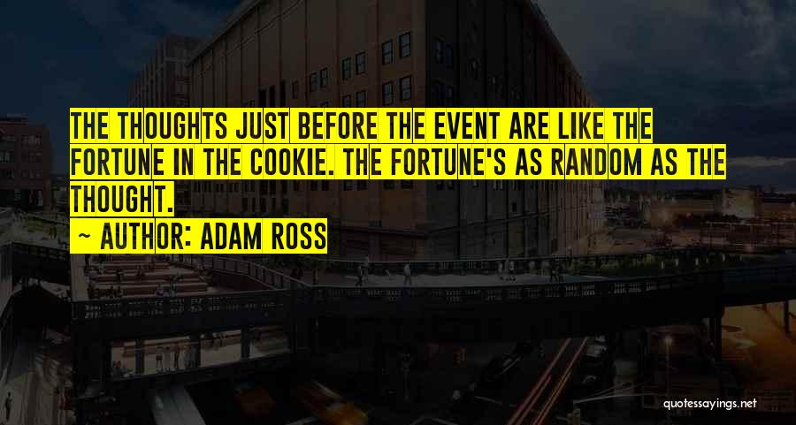 Adam Ross Quotes 1881441