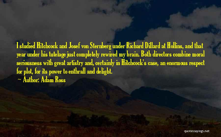 Adam Ross Quotes 889173