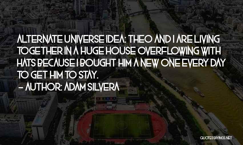 Adam Silvera Quotes 1378511